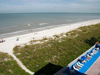 Indian Rocks Beach condo photo - Top floor view from Reef Club toward north beaches