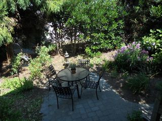 Cape Charles house photo - Beautiful private backyard oasis