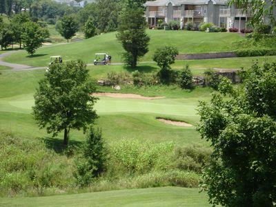 Branson condo rental - Or Enjoy A Lot of Golf!