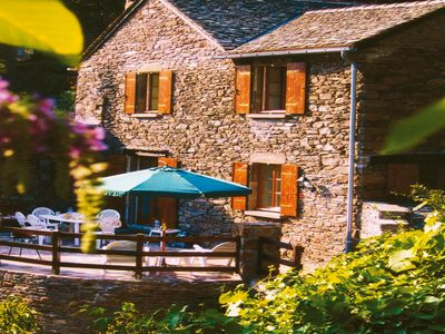 House 17th in the heart of one of the most beautiful villages in France at the river Tarn
