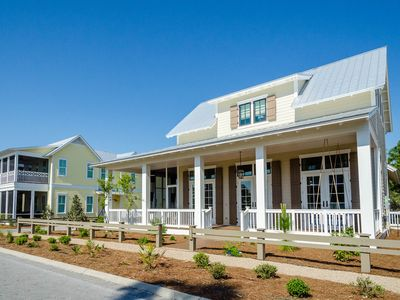 Crossings District ~ Two Living Areas! Short Bike to Dragonfly Pool!