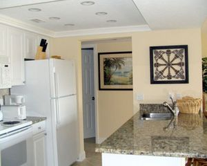 Kitchen - Siesta Key condo vacation rental photo