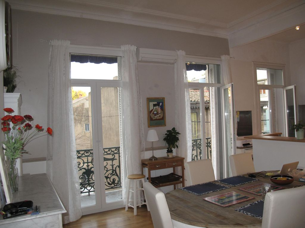 Apartment, close to the beach, equipped with air conditioner