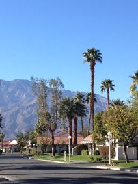 Palm Springs townhome rental
