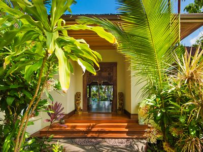 Grand Balinese Entrance