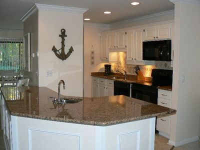 Exceptionaly equipped kitchen...cook friendly!