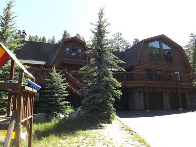 Moak Lodge--your home in the Rockies!