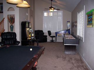 Glendale house photo - Have fun in the Game Room!