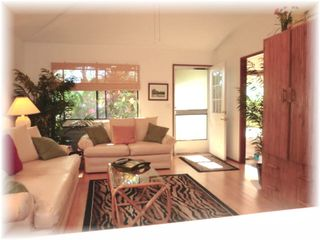 Wailua house photo - Nicely designed and spacious living area!