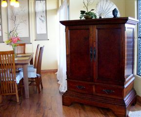 Princeville condo photo - Entertainment center