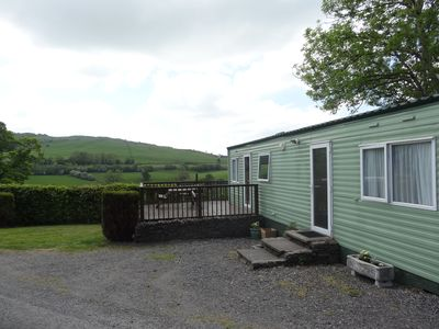 Two Bedroomed Mobile Homes with balcony - Kendal View