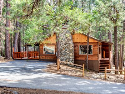 Our Yosemite Getaway - Get Your Nature On!