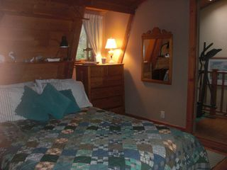Chilmark farmhouse photo - Queen Bedroom 2