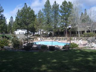 Bend condo photo - One of the 3 pools