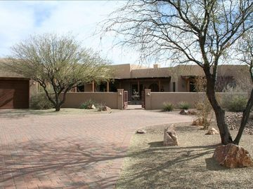 Tubac house rental - Entry View