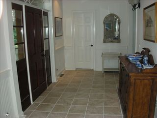 Seabrook Island house photo - Spacious foyer