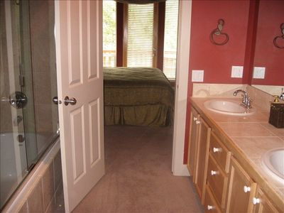 Private Bathroom in Master Suite