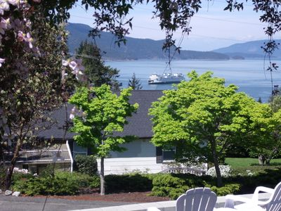 Inn by the Ferry with View in Anacortes