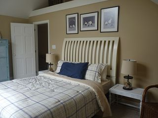 Ogunquit house photo - queen bedroom