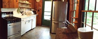 Kezar Lake cottage photo - Kitchen