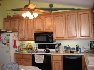 Fort Morgan house photo - Updated kitchen cabinets