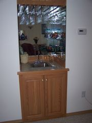 Lake Ozark condo photo - Wet Bar
