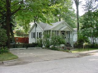 Off Street Parking For 2 Full Size Cars - Muskegon cottage vacation rental photo