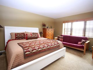 Lake Placid condo photo - New King Bed in Master