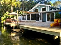 Beautiful River Front Home-Best on the Weeki Watchee River