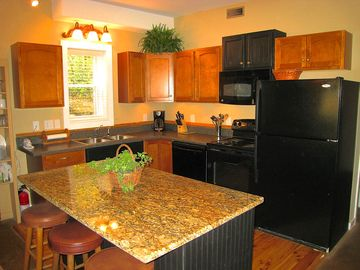 Beech Mountain Lodge Well Equipped Kitchen