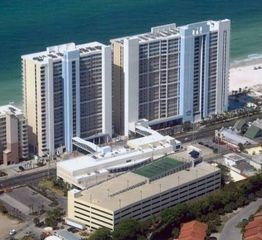 Majestic Beach Towers condo photo - Aerial View of Majestic Beach Resort