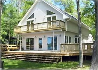Lakeside View of Your Upnorth Vacation Rental