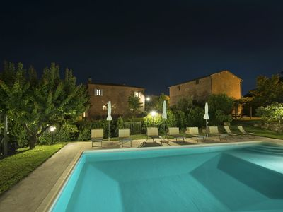 Holiday Home With Private Swimming Pool In Montepulciano Tuscany