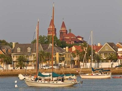 Spend your vacation in the heart of historic Saint Augustine