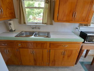 Long Beach bungalow photo - Fully Equipped Kitchen--Utensils, Pots and Pans and More..