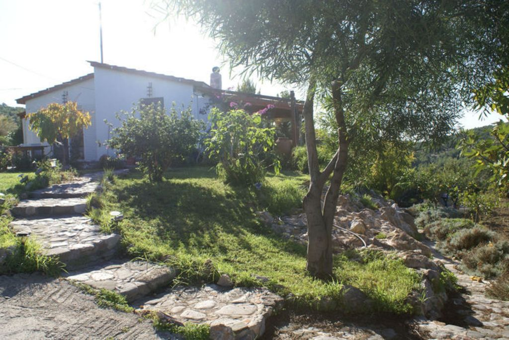 Charming holiday home, west coast of Rhodes in picturesque village of Kritinia