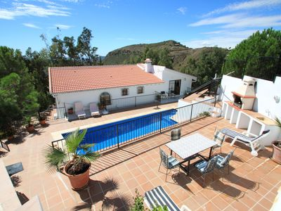 Well maintained independent finca in the foothills of Andalusia, just for you