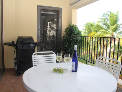 Plan your future with some wine and romance on the Balcony !!