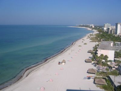 Lido View to North and Longboat Key