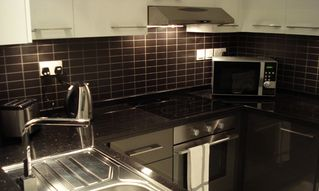 Dubai Marina & Al Sufouh apartment photo - Kitchen