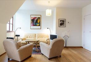 louer appart Bruxelles Spacious and