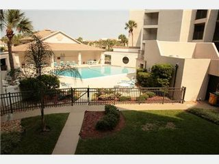 St. Augustine Beach condo photo - Fantastic Pool View from Condo