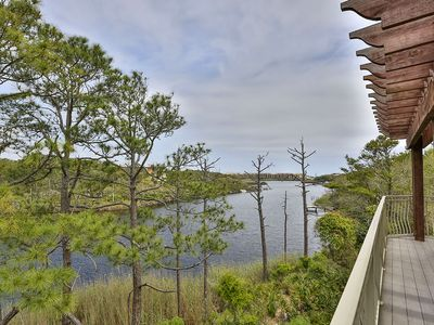 Blue Mountain Beach house rental - lake views