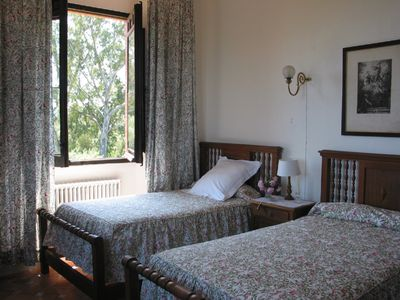 Hornachuelos chateau / country house rental - Enjoy an amazing view from every bedroom