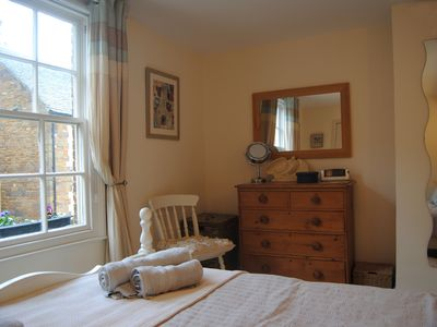 High Street spacious Self contained private Apartment in the heart of Uppingham