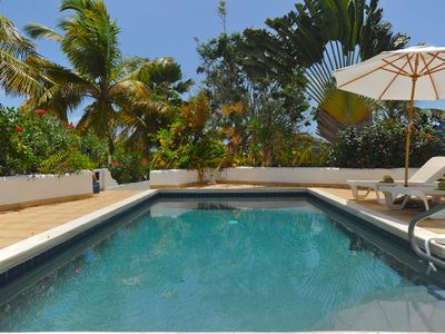 Nice & quiet villa away from prying eyes at walking distance from the beach