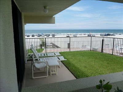 Unit #1 Pool Side/Ocean Front Patio