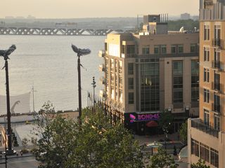National Harbor condo photo - Balcony View