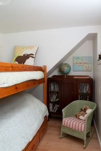 Bunk beds ideal for children or teenagers