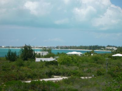 Villa lies East of the marina on West Grace Bay
